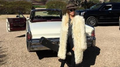 Lady Gaga megszerezte a jogosítványát