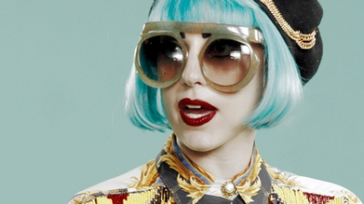 Lady Gaga: meztelen promókép az ARTPOP-hoz