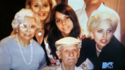 Lady Gaga nagymamája szereti unokája dalait