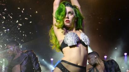 Lady Gaga titkos projekten dolgozik