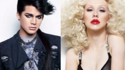 Lambert és Aguilera duettet készít?