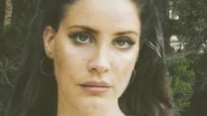 Lana Del Rey a Vogue Italia címlapján szerepelt