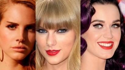 Lana Del Rey lett 2012 legkeresettebb női sztárja