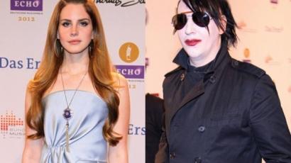 Lana Del Rey Mansonnal randizik