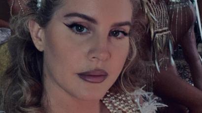 Lana Del Rey még ki sem adta, de máris megvédeni kényszerült új lemezét