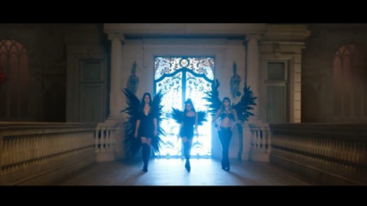 Lana Del Rey, Miley Cyrus és Ariana Grande angyalnak öltözött - így fognak kinézni új klipjükben