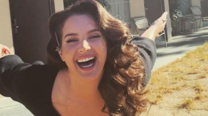 Lana Del Rey nem foglalkozik a kritikával: imádja a karanténos testét