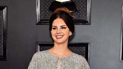 Lana Del Rey plázában vette GRAMMY-ruháját