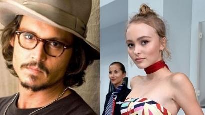 Lánya jövője miatt aggódik Johnny Depp
