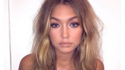 Láttad már rózsaszín hajjal Gigi Hadidot? Ha még nem, itt az ideje!