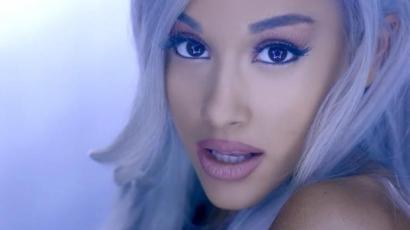 Látványos kisfilmmel jelentkezett Ariana Grande