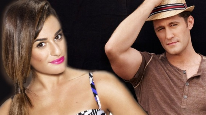 Lea Michele és Matthew Morrison randizgattak