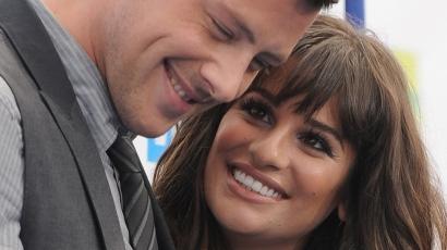 Lea Michele megemlékezett Cory Monteithről