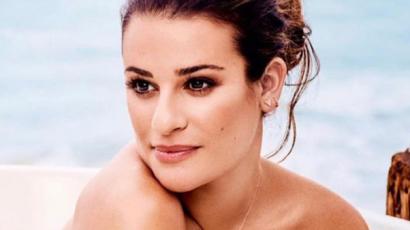 Lea Michele megerősítette a várandósságáról szóló pletykákat