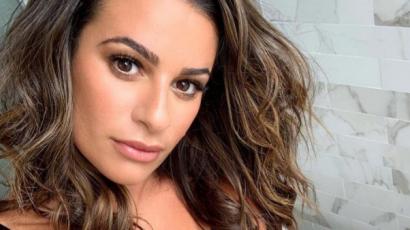 Lea Michele megtapasztalta a szülés árnyoldalát