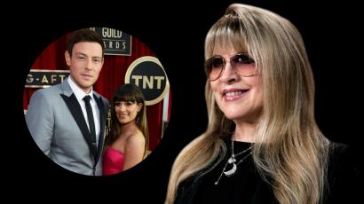Lea Michelle elárulta, hogyan segített neki Stevie Nicks elviselni Cory Monteith halálát