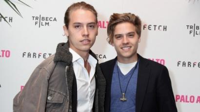 Lediplomázott Dylan és Cole Sprouse