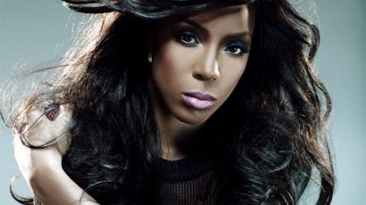 Ledobta ruháit Kelly Rowland