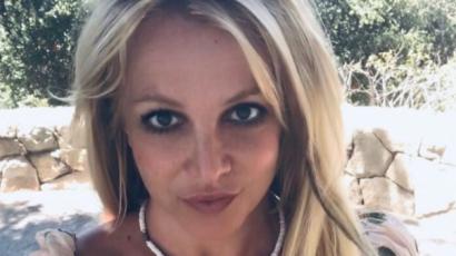 Britney Spears két gyertyával égette le edzőtermét