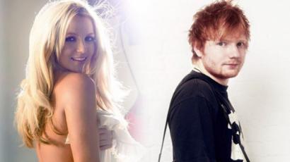 Leesik az állad! Így énekli Ed Sheeran Britney Spears Baby One More Time-ját