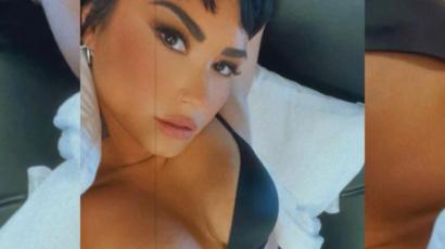 """Leforgatta első szexjelenetét Demi Lovato: """"Kisebb pánikrohamom volt!"""""""