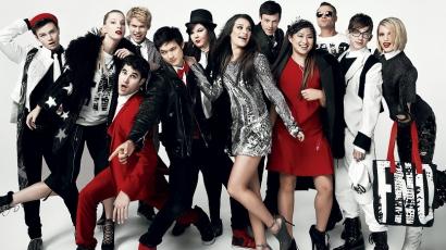 Leforgatták a Glee utolsó jelenetét