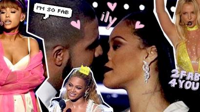 Legemlékezetesebb pillanatok a 2016-os VMA-ről