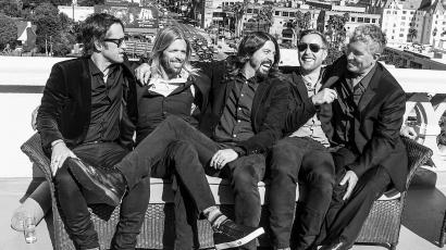 Legújabb lemezén dolgozik a Foo Fighters