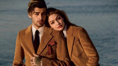 Lejáratta a Vogue-ot Gigi Hadid és Zayn Malik címlapja
