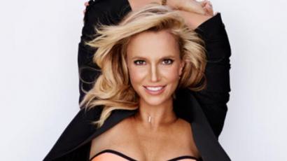 Lélegzetelállító formában van Britney Spears