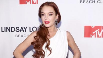 Lemezszerződést kötött Lindsay Lohan