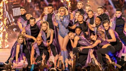 Lenyűgöző! Lady Gaga Super Bowl-beli fellépésével képtelenség betelni