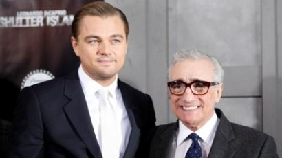 Leonardo DiCaprio és Martin Scorsese újra együtt dolgoznak