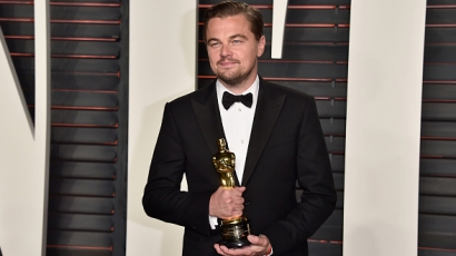 Leonardo DiCaprio négyéves kora óta vágyott az Oscar-díjra