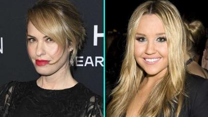 Leslie Grossman szerint nem kell aggódni Amanda Bynesért, hamarosan visszatér a színészkedéshez
