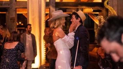 Less be Karlie Kloss western esküvőjébe!
