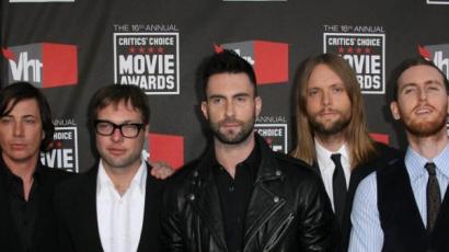 Letartóztatták a Maroon 5 egyik tagját