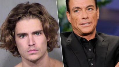 Letartóztatták Jean-Claude Van Damme fiát