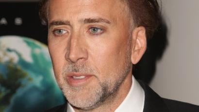 Letartóztatták Nicolas Cage-et