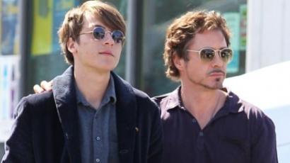 Letartóztatták Robert Downey Jr fiát