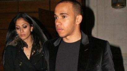 Hamilton és Nicole Scherzinger felélesztették kapcsolatukat