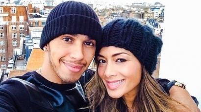 Lewis Hamilton még mindig tartja a kapcsolatot Nicole Scherzinger családjával