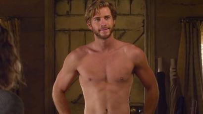 Liam Hemsworth hetekig éheztette magát egy szerep kedvéért