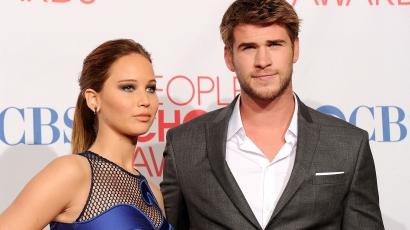 Liam Hemsworth utál Jennifer Lawrence-szel csókolózni