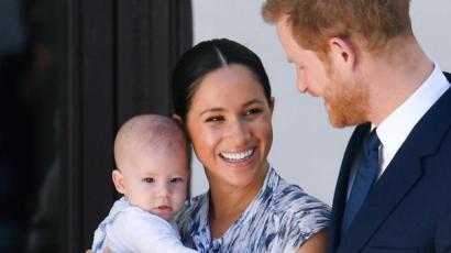 Lilibet Diana: megszületett Harry herceg és Megán hercegné kislánya