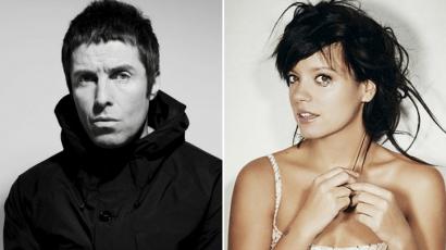Lily Allen azt állítja, forró kalandja volt egy repülőgép fedélzetén az akkor még házas Liam Gallagherrel
