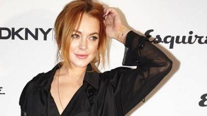 Lindsay Lohan a színpadot is meghódítja