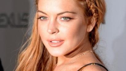 Lindsay Lohan adoptálna
