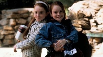 Lindsay Lohan az Apád-anyád idejöjjön! forgatási helyszínén nosztalgiázott