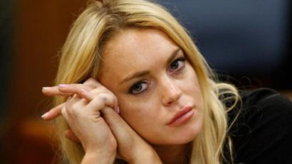 Lindsay Lohan balesetet szenvedett
